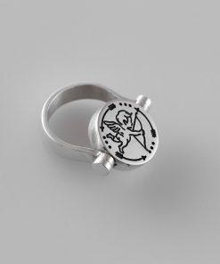 انگشتر چرخان ساجیتاریوس