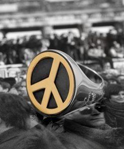 انگشتر نشان صلح