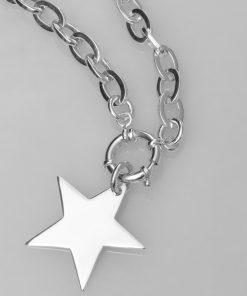 گردنبند ستاره بزرگ